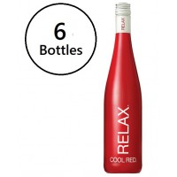 RELAX Cool Red Q.B.A. x 6