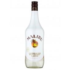 Malibu Caribbean Coconut Rum - 1L