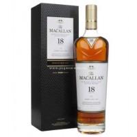 Macallan 18 Years Sherry Oak Single Malt Scotch Whisky (2021)