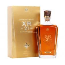 John Walker & Sons XR 21 禮讚系列 XR 21年調和威士忌