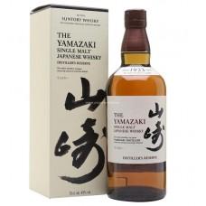 The Yamazaki Single Malt Whisky Distiller's Reserve (White Box)
