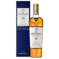 Macallan 15 Years Old Single Malt Whisky (Double Cask)