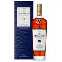 Macallan 18 Years Old Single Malt Whisky (Double Cask)