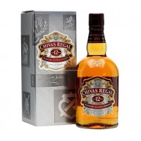 Chivas Regal 12 Years Blended Scotch Whisky - 70cl