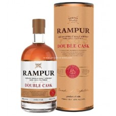 Rampur Indian Double Cask Single Malt Whisky