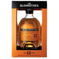 The Glenrothes Speyside 12 Years Old Single Malt Scotch Whisky