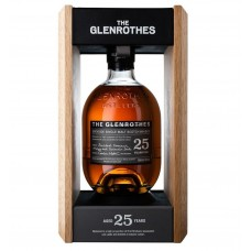 The Glenrothes Speyside 25 Years Old Single Malt Scotch Whisky