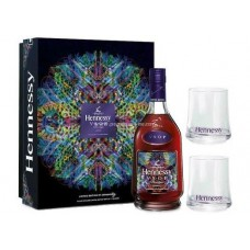 Hennessy 2017 V.S.O.P Limited Edition with 2 Glasses Set