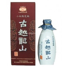 古越龍山十年陳釀花雕酒