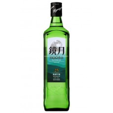 Kyung Woul 25 Green Korean Soju