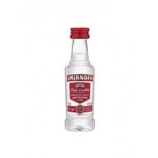 Smirnoff Vodka - No.21 Red Label (Minibottle)