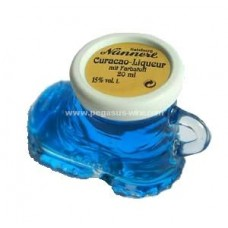 Nannerl Mountain Boots - Curacao (Minibottle)