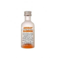 Absolut Vodka - Mandrin (Minibottle)