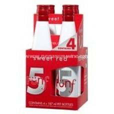 Funf 5 Sweet Red (4 Bottles Pack)