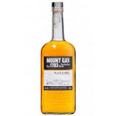 Mount Gay Rum - Black Barrel