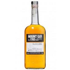 Mount Gay Rum - Black Barrel