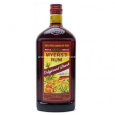 Myer's Original Dark Rum - 70cl