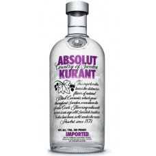 Absolut Vodka - Kurant