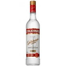Stolichnaya Premium Vodka - Original Flavoured