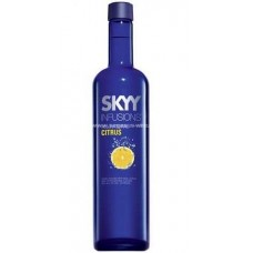 Skyy Infusions Vodka - Citrus Flavoured