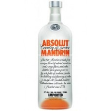 Absolut Vodka - Mandrin