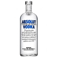Absolut Vodka - Original (1L)