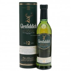 Glenfiddich 12 Years Single Malt Scotch Whisky
