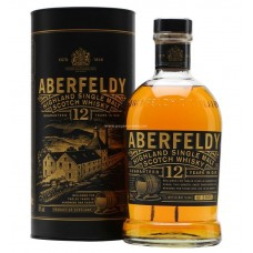 Aberfeldy 12 Years Single Highland Malt Scotch Whisky