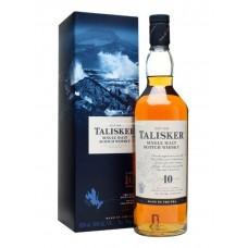 Talisker 10 Years Single Malt Scotch Whisky