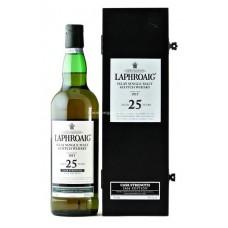 Laphroaig 25 Years Single Malt Whisky - 75cl