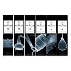 Macallan Six Pillars 12 Years Single Malt Whisky
