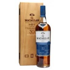 Macallan 30 Years Single Malt Scotch Whisky - Fine Oak