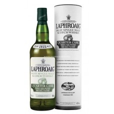 Laphroaig Quarter Cask Single Malt Whisky - 1L
