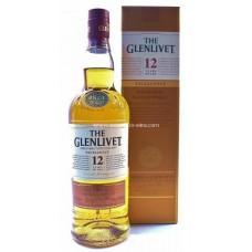 Glenlivet 12 Years Single Malt Scotch Whisky