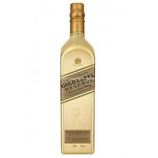 Johnnie Walker Gold Label Reserve Gold Bottle -70cl (2014)