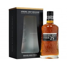 Highland Park 25 Years Single Malt Scotch Whisky