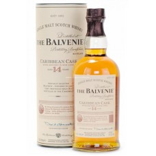 Balvenie 14 Years Single Malt Scotch Whisky - Caribbean Cask