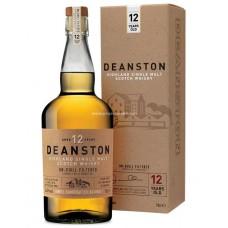 Deanston 12yo Highland Single Malt Scotch Whisky