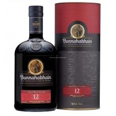 Bunnahabhain 12yo Islay Single Malt Scotch Whisky