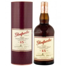 Glenfarclas 15yo Highland Single Malt Scotch Whisky