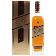 Johnnie Walker Gold Label Reserve Blended Scotch Whisky - 70cl (old edition)