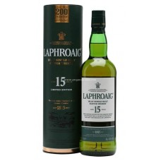 Laphroaig 15yo Single Malt Whisky (200th Anniversary Edition)