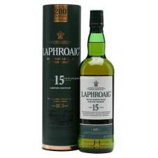 Laphroaig 15yo Single Malt Whisky (200th Anniversary Edition)