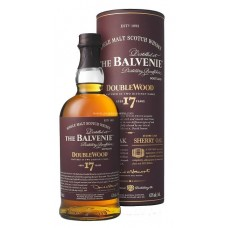 Balvenie 17 Years Single Malt Scotch Whisky - Doublewood