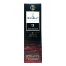 Macallan 12yo Single Malt Whisky (Ernie Button Edition)