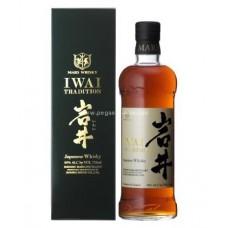 Shinshu Iwai Single Malt Whisky