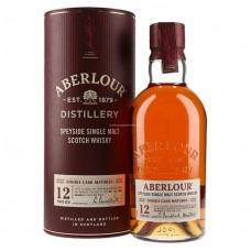 Aberlour 亞伯樂12年單一麥芽威士忌