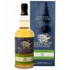 Dun Bheagan 22yo Single Malt Scotch Whisky