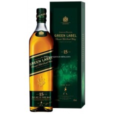 Johnnie Walker Green Label Blended Scotch Whisky