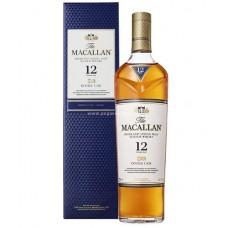 Macallan 12 Years Old Single Malt Whisky (Double Cask)